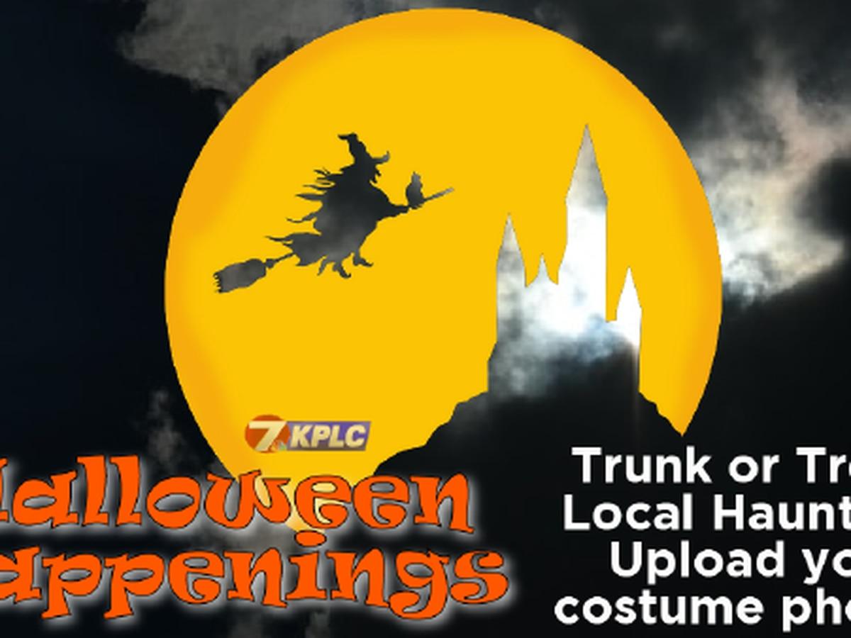 SWLA Halloween Events