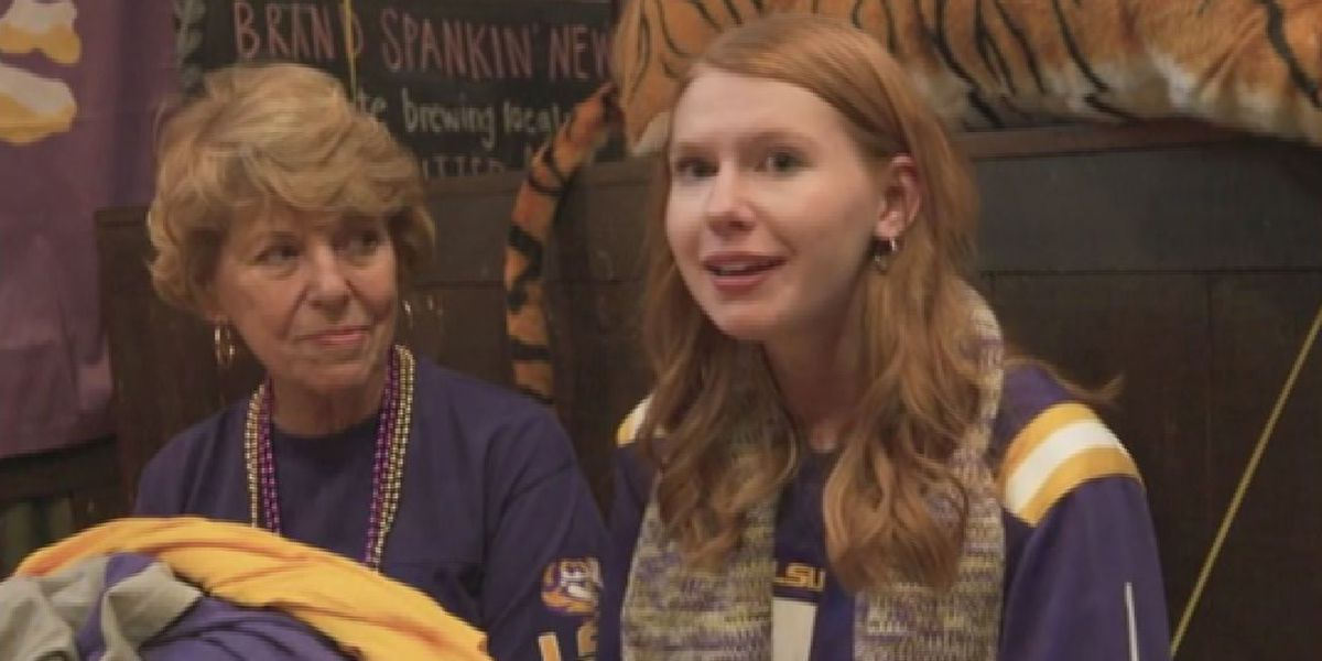 ESPN holds LSU fan to College Football Playoff promise ... kind of