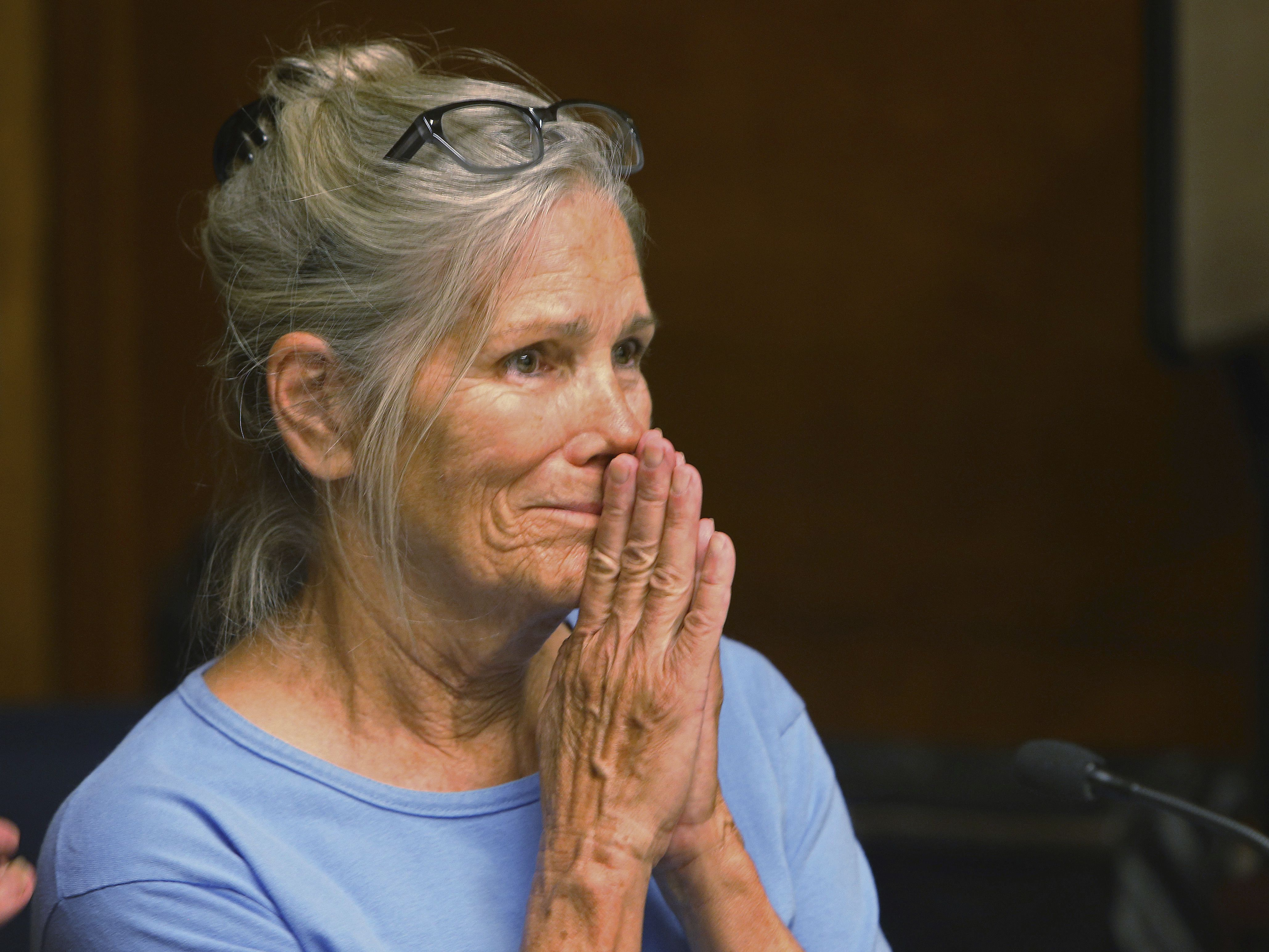 Charles Manson follower Van Houten gets another shot at release