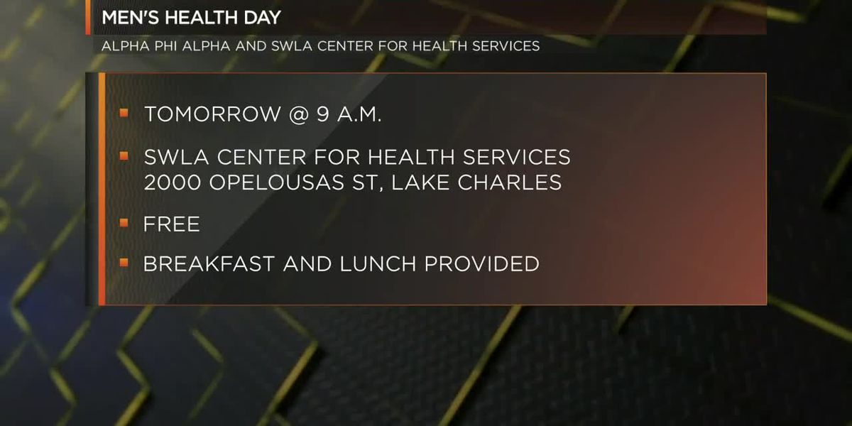 Take Control of Your Health with Men's Health Day