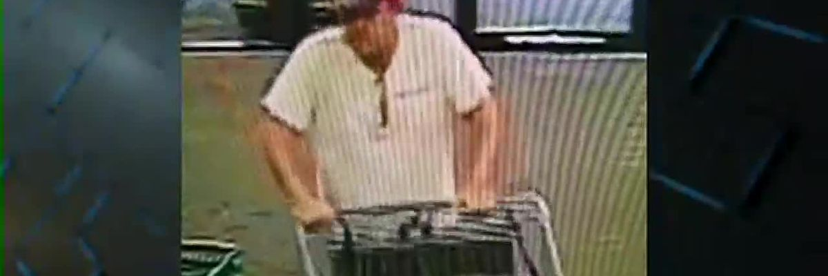 Sulphur Police searching for man who stole generator