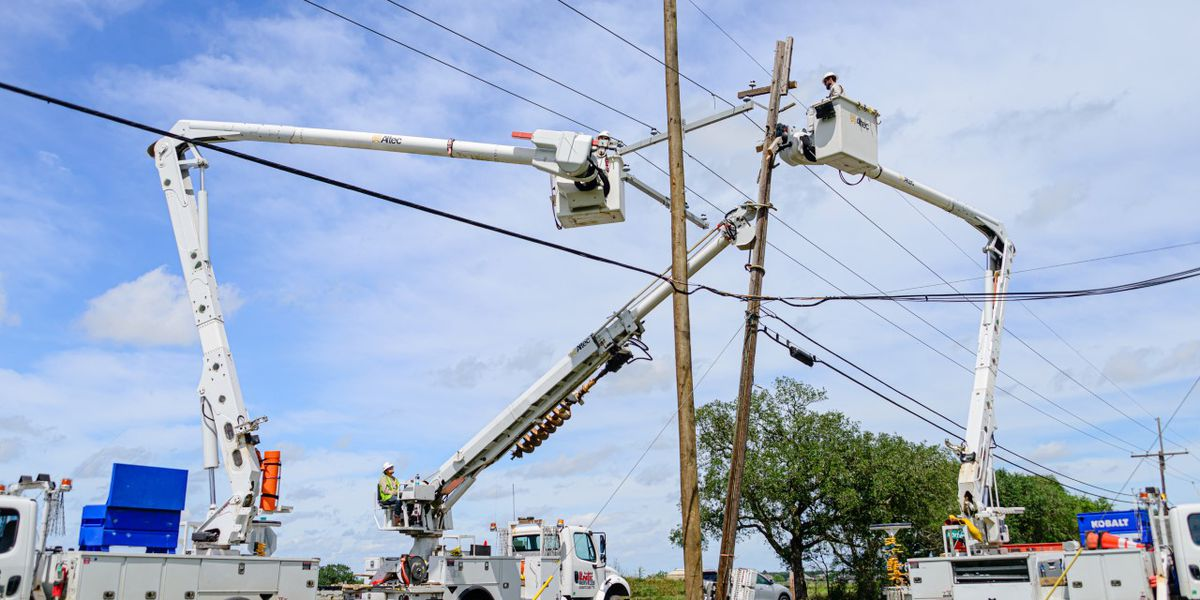 Planned Entergy outage in area west of Big Lake Road in Lake Charles on Tuesday