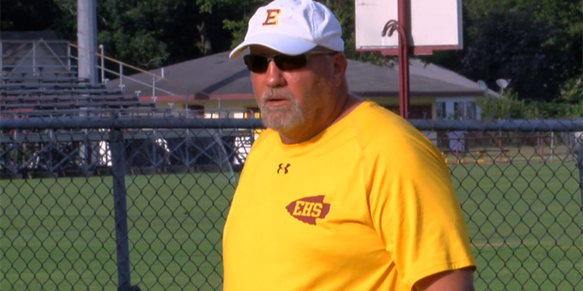 Elton's Doyle Carter resigns as head football coach