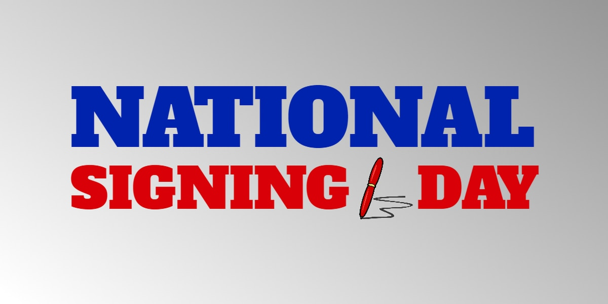 NATIONAL SIGNING DAY: Southwest Louisiana 2021 athletes sign letters of intent