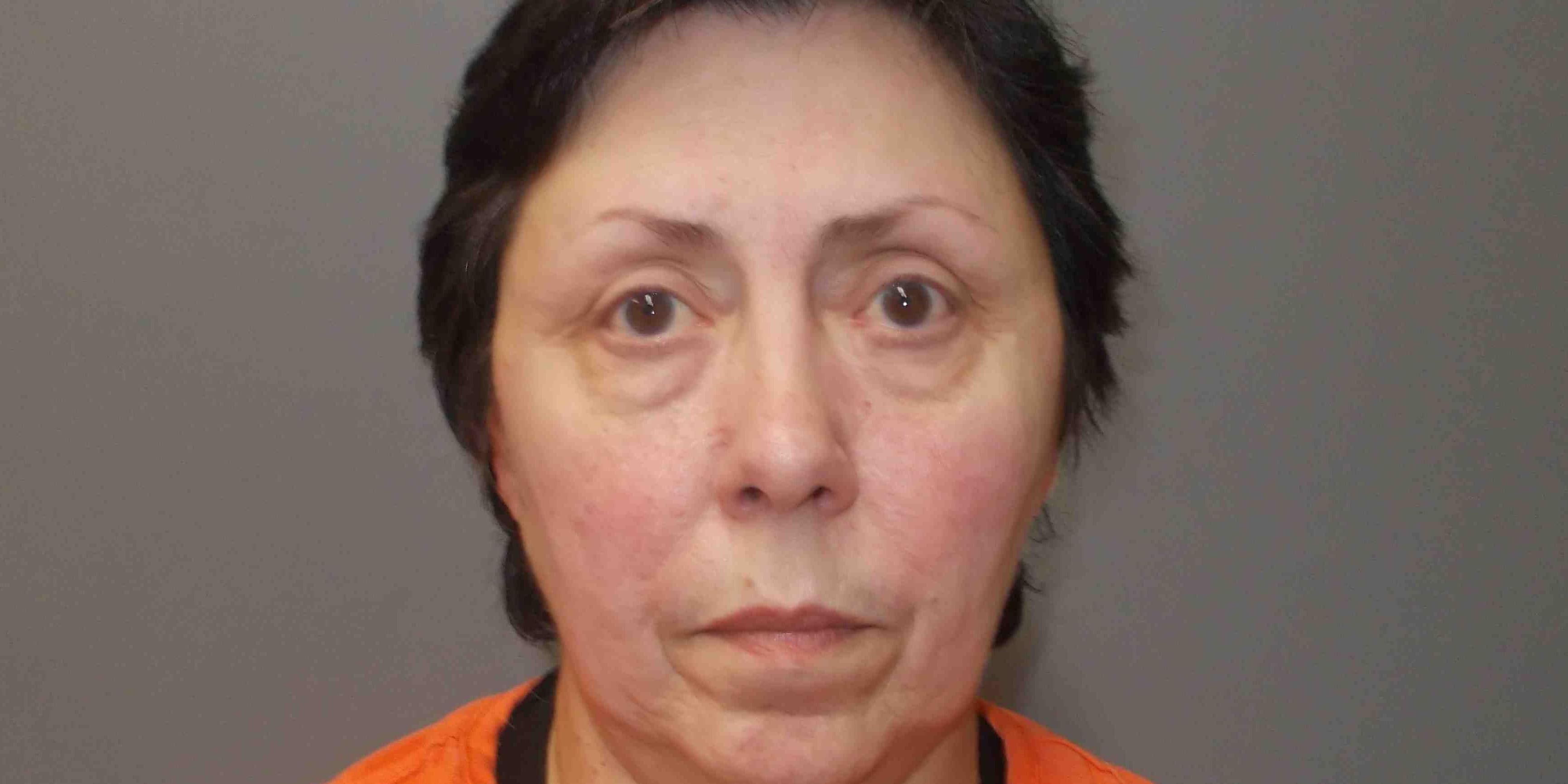 Woman arrested for allegedly shooting her neighbor's goat a third time