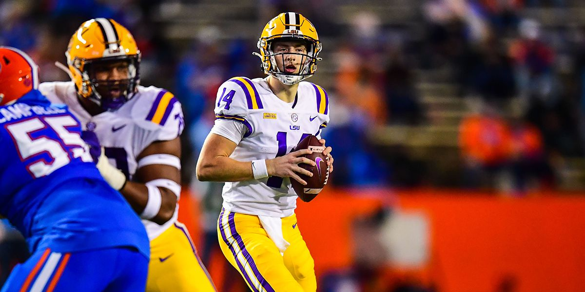 UPSET: LSU shocks No. 6 Florida, 37-34