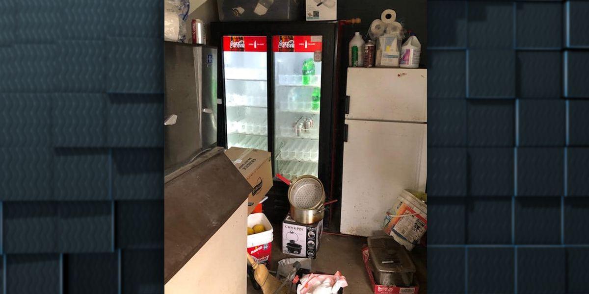Oakdale softball concession stand burglarized
