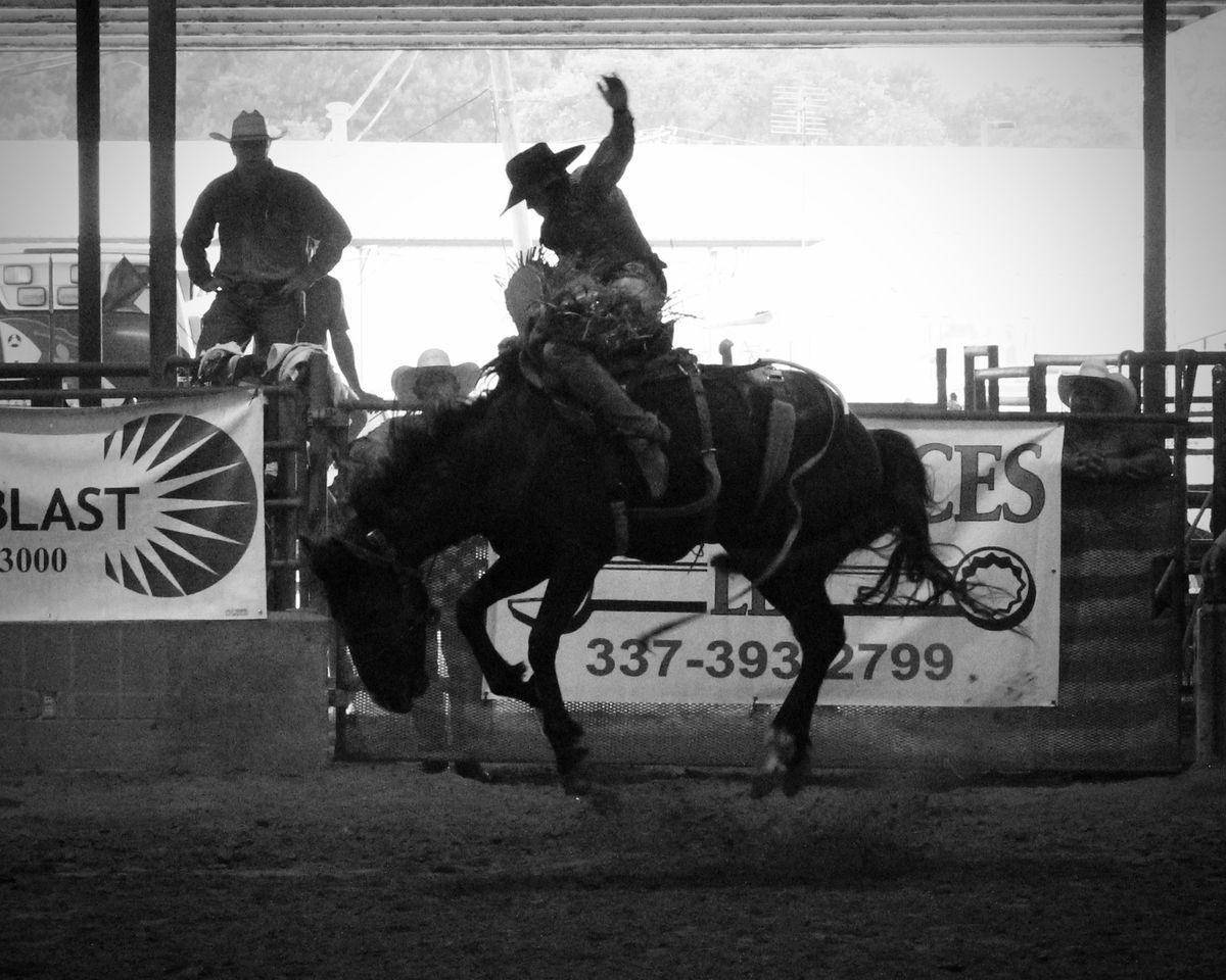 Saddle Bronc Rider Killed During Louisiana Rodeo