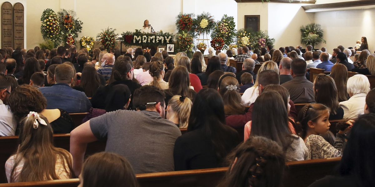 Funeral held for the last victim of Mexico border killings