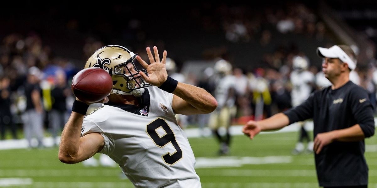 Brees impresses in only drive of preseason as Saints beat Jets