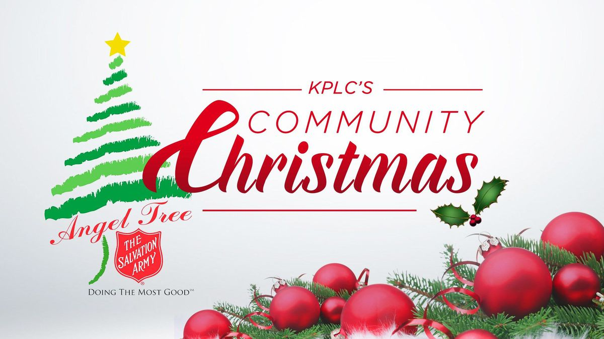 KPLC\'s Community Christmas & Salvation Army Angel Tree
