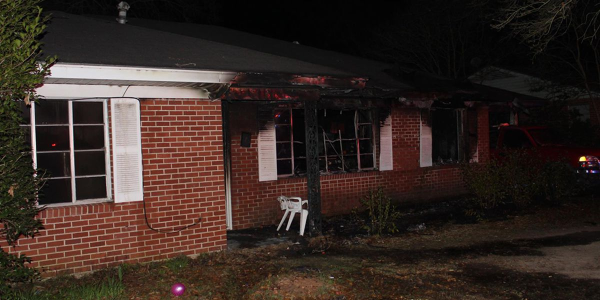 Officials: Louisiana grandmother and her 3 grandchildren die in house fire