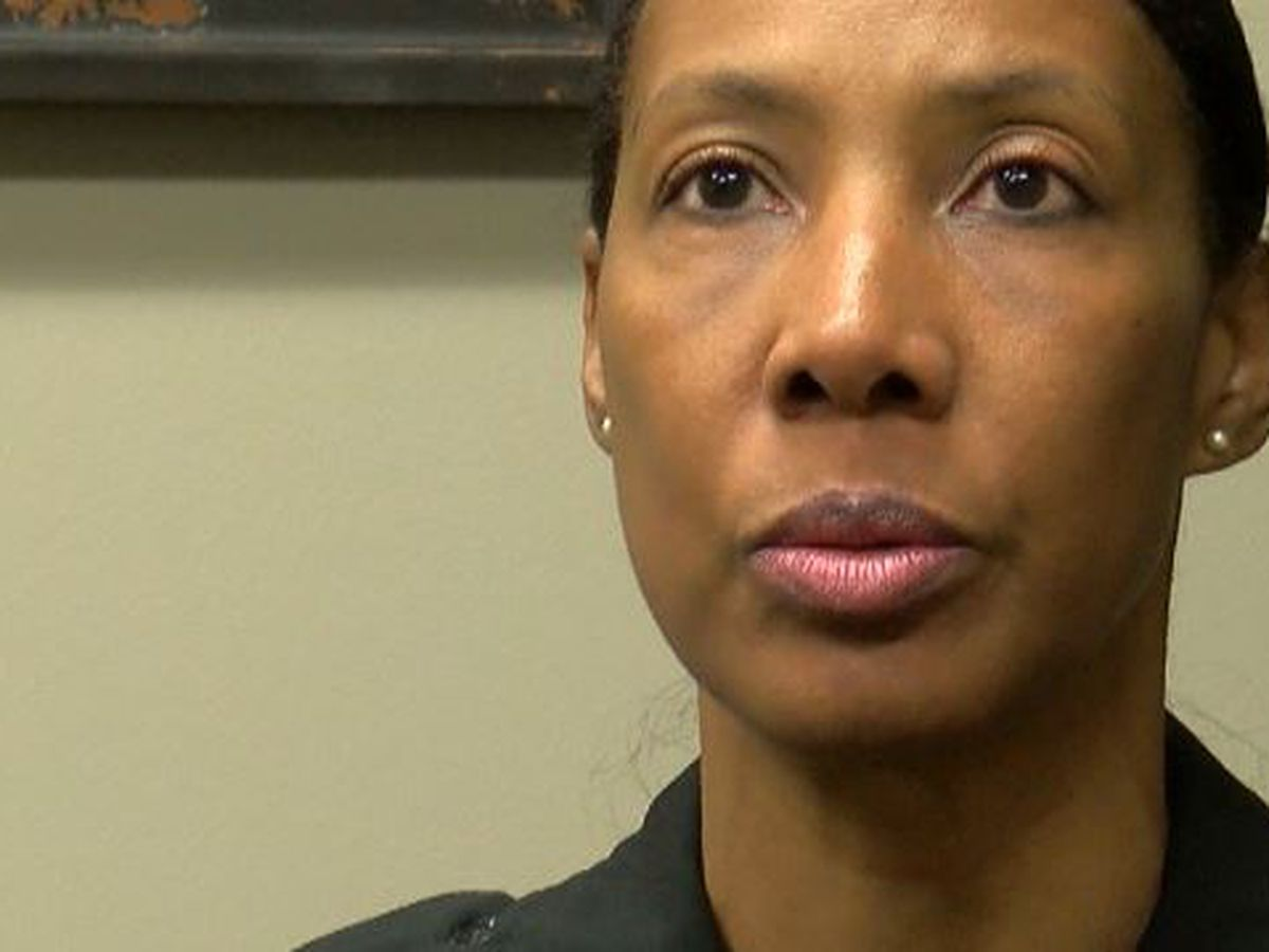Ward 3 LC Deputy Marshal Mary Williams makes history