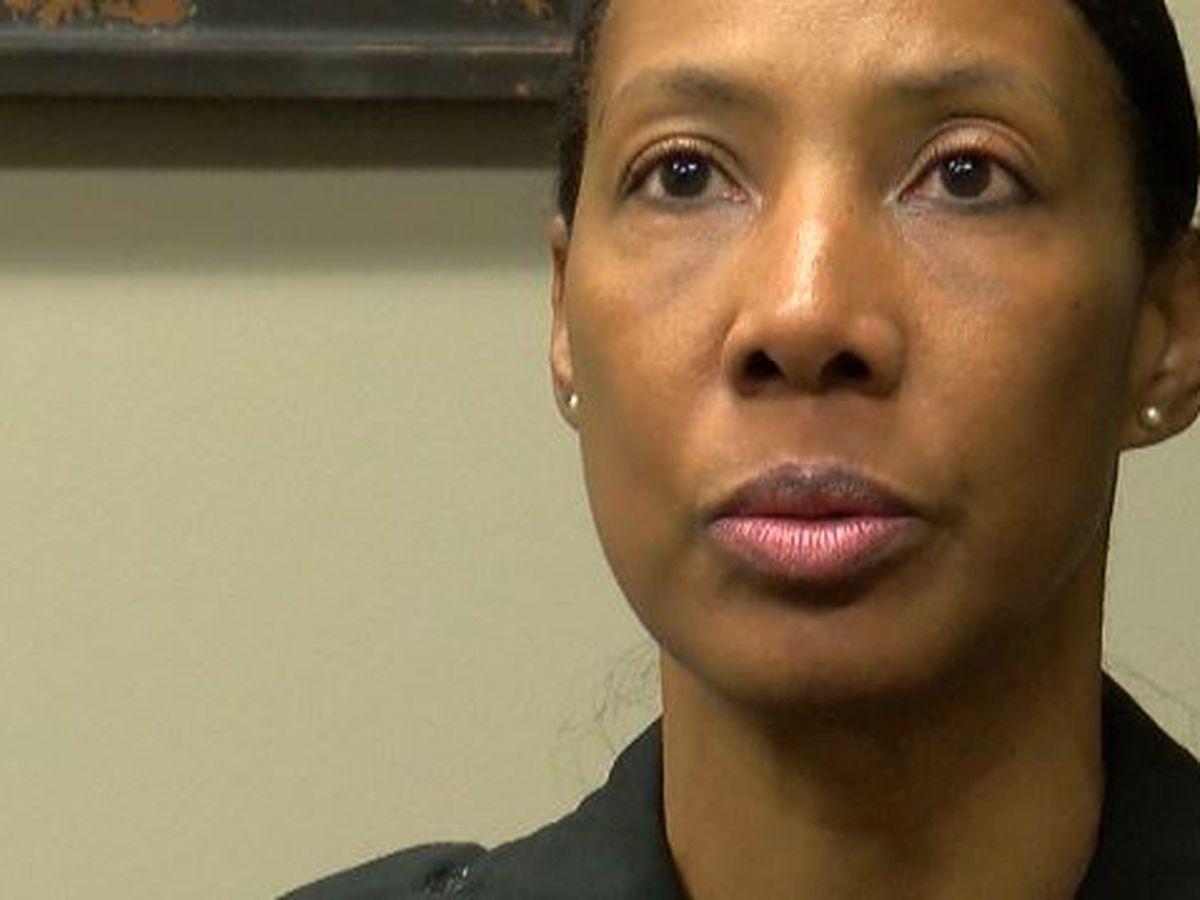 Ward 3 LC Deputy Marshal Mary Williams makes history