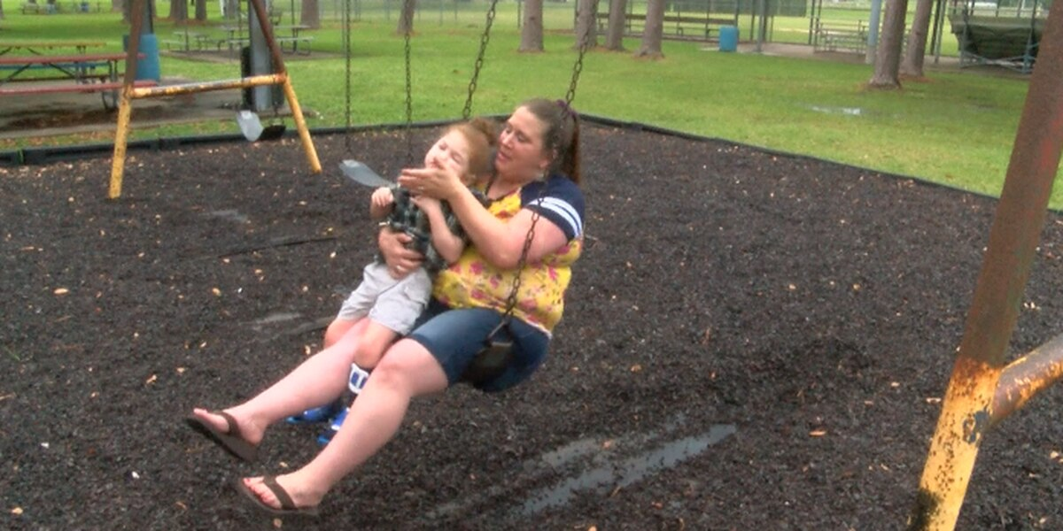 Sulphur parks to get handicapped-accessible playground equipment