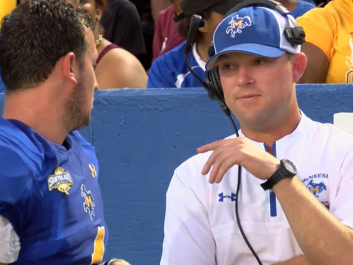 SOURCES: New McNeese coach Gilbert to keep Hoefer, Bolfing and Osborne on staff