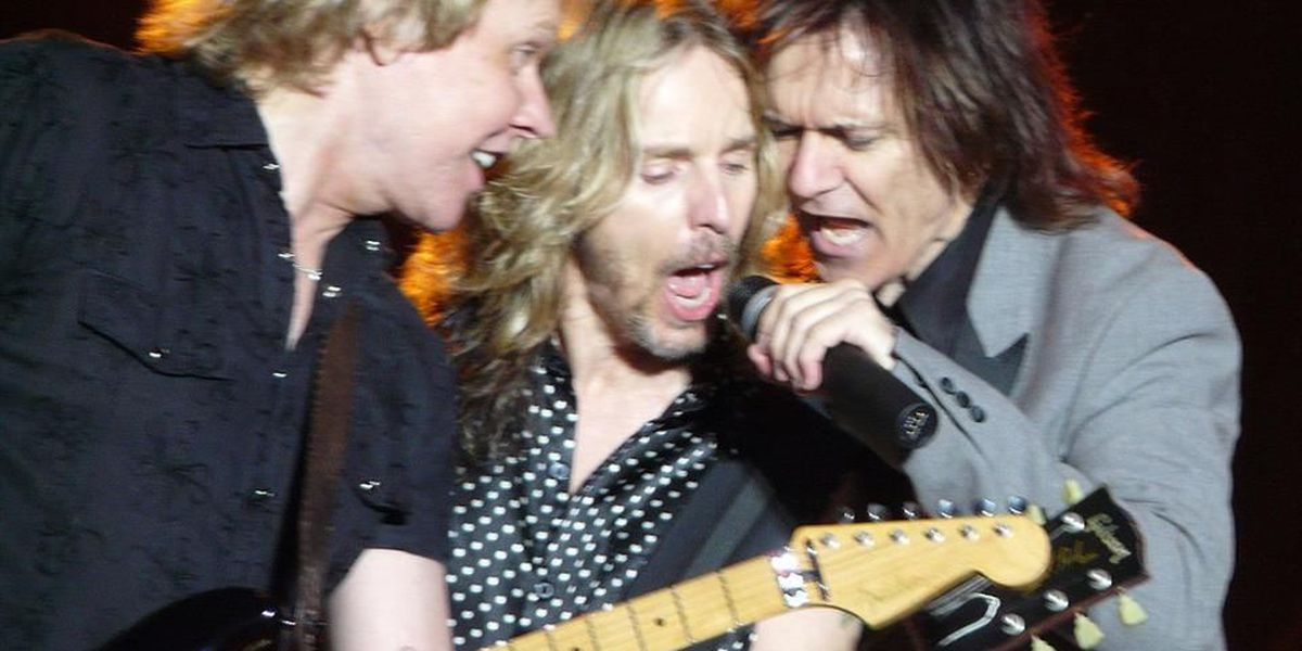 Seats still available for Styx concert at Golden Nugget