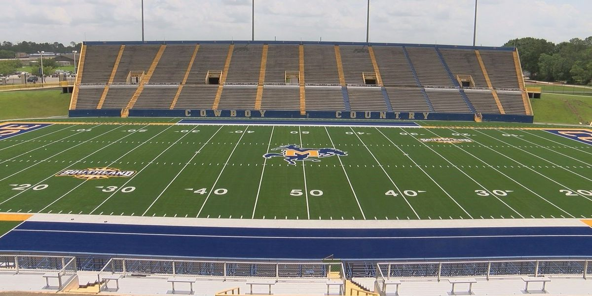 McNeese excited to play on new turf at Cowboy Stadium