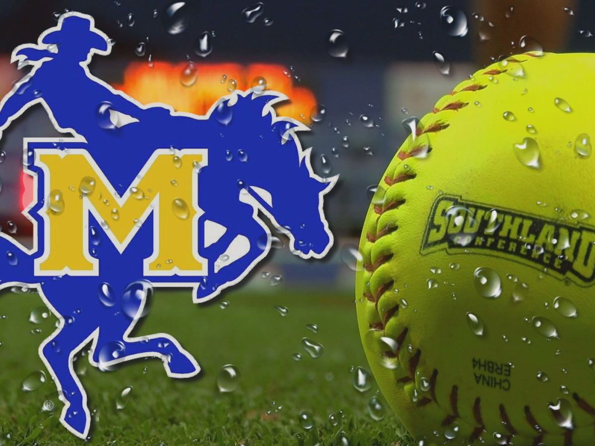 Rain forces Southland softball tournament to start Wednesday morning