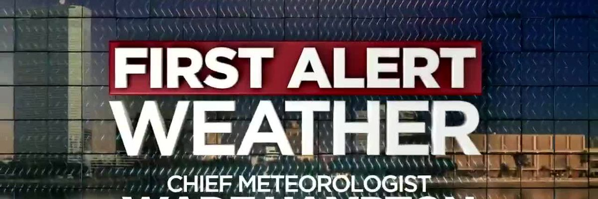 KPLC First Alert Forecast at Noon: Friday, August 23, 2019