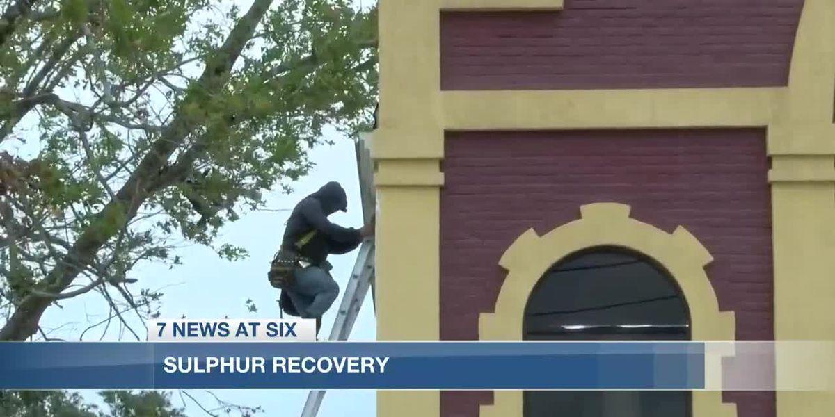 Sulphur adjusts budget for 2021