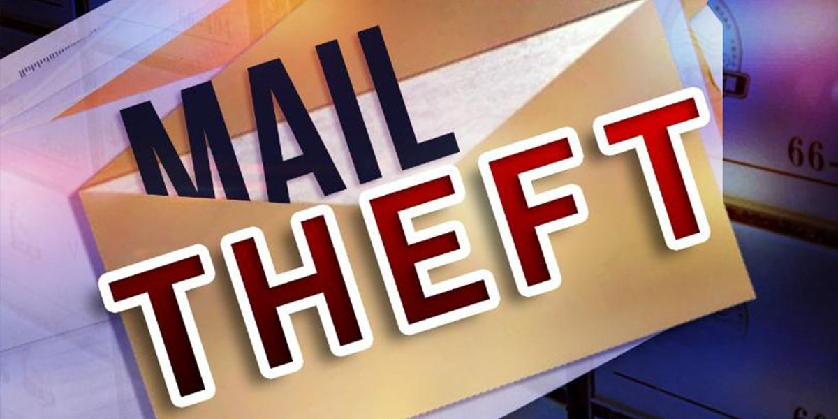 People whose mail was stolen asked to contact Vernon Sheriff's Office