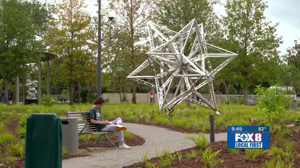 Heart of Louisiana: City Park Sculpture Garden