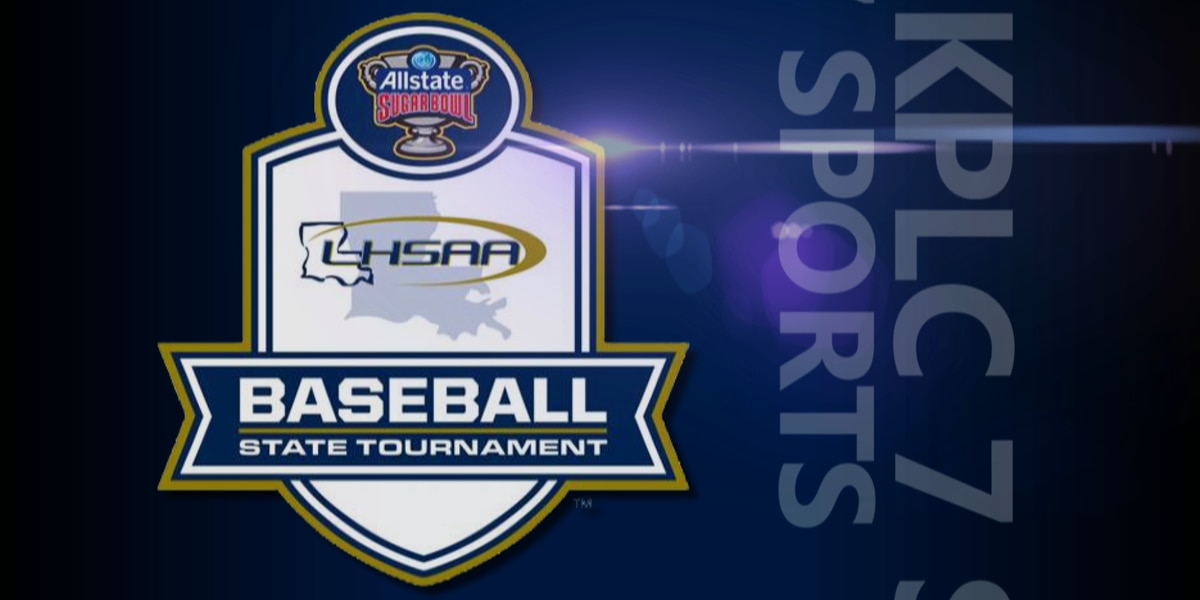 LHSAA releases 2019 baseball playoff brackets