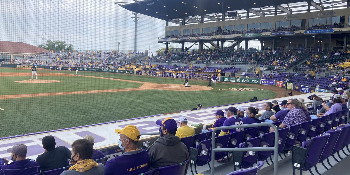 LSU falls to 1-8 in SEC play after being swept by No. 1 Vanderbilt