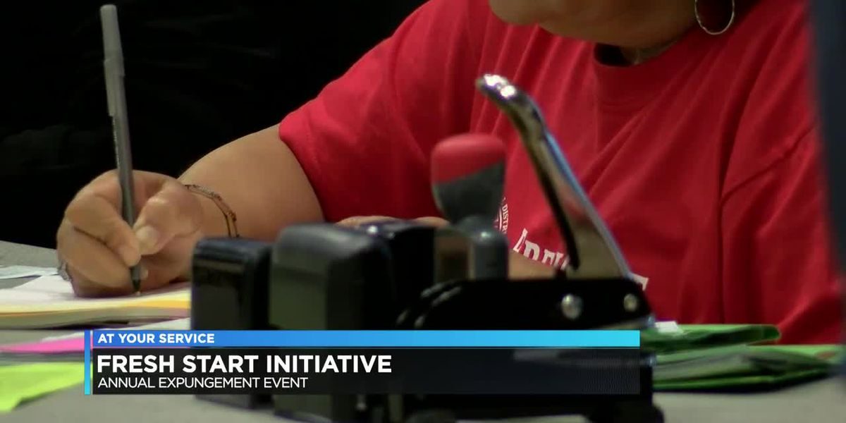 Third annual Fresh Start Initiative helps Calcasieu residents clear criminal record