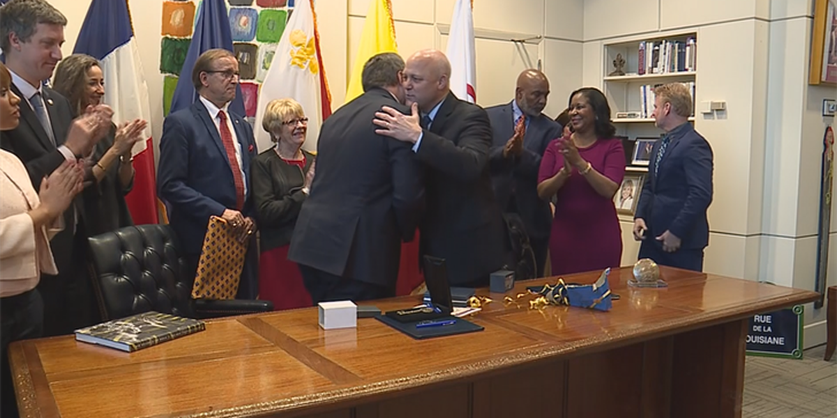 New Orleans becomes sister city with namesake