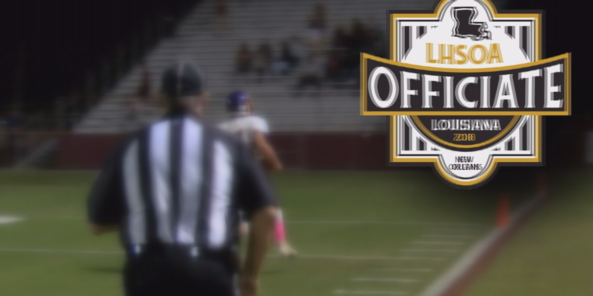 Shortage of referees in Southwest Louisiana cause for concern