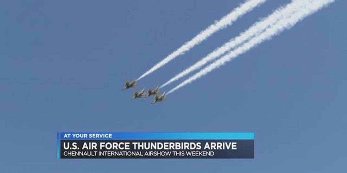 CONSIDER THIS: Chennault International Airshow