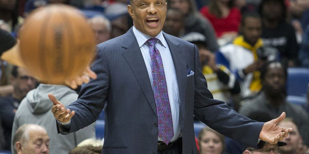 Source: Alvin Gentry will finish out season with the Pelicans