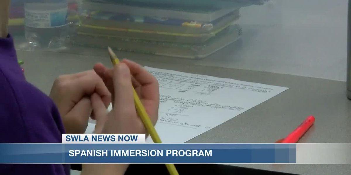 Frasch Elementary's Spanish immersion program