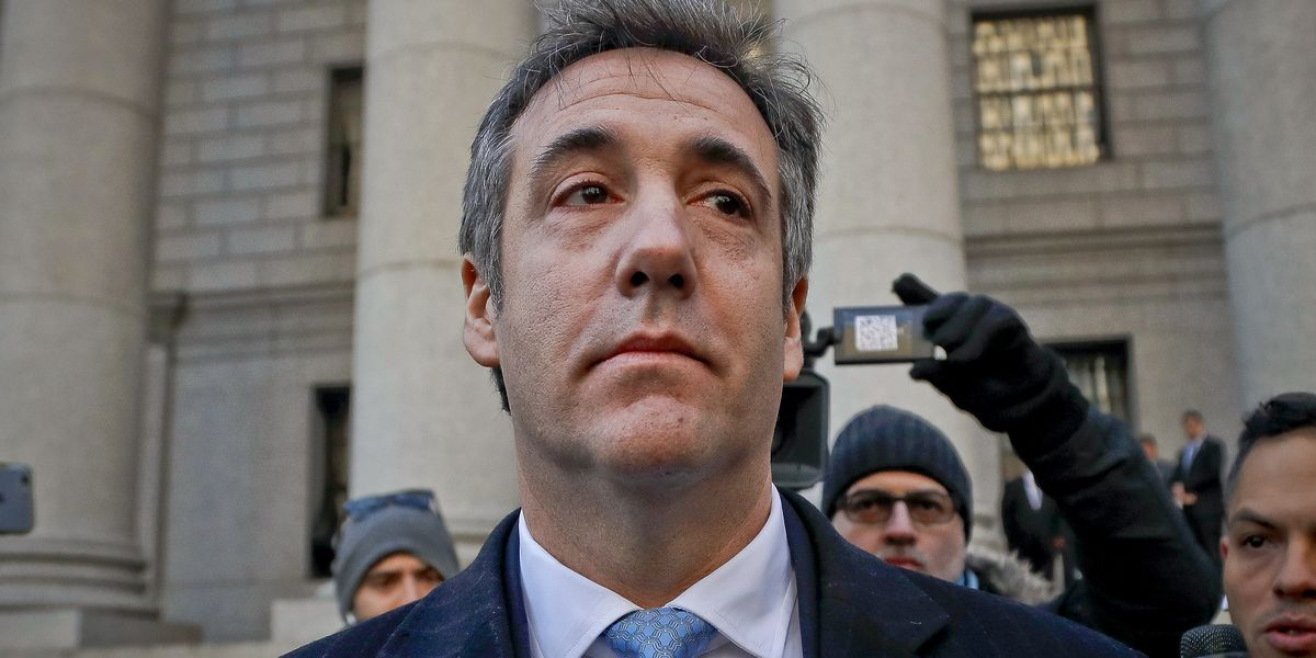 Ex-Trump lawyer Michael Cohen faces possible jail sentence