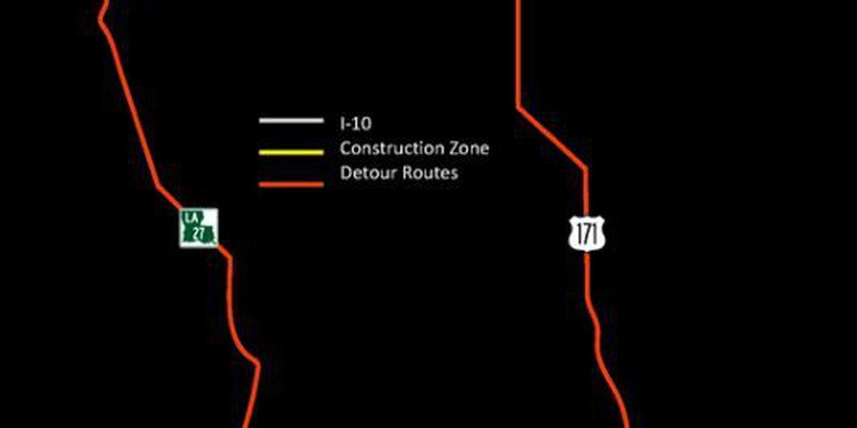 Louisiana DOTD releases I-10 bridge construction details