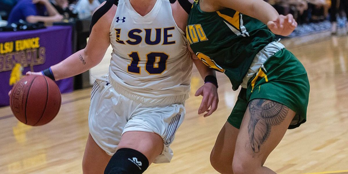Cowgirls land LSU Eunice transfer PG Jordyn Cross