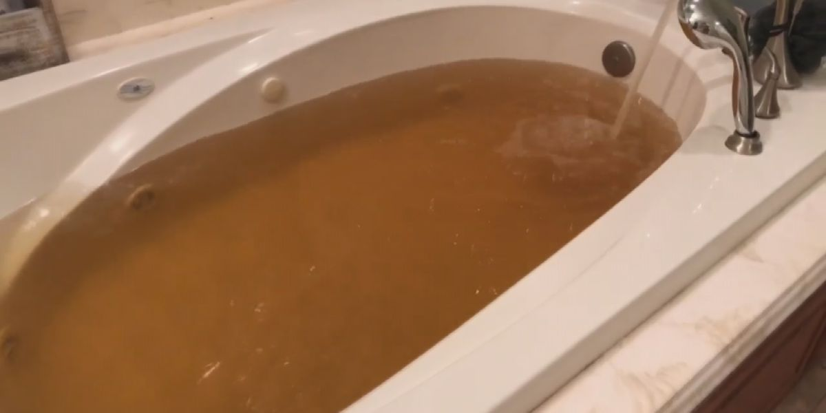 City of Sulphur addresses dirty water issue