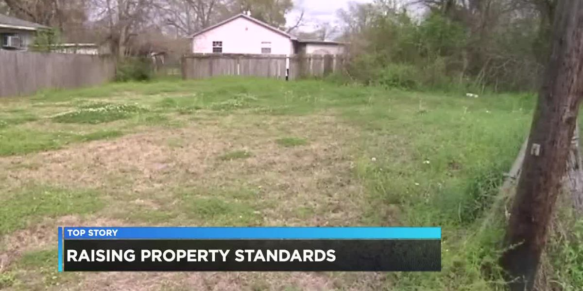 Lake Charles City Council raised standards for rundown properties