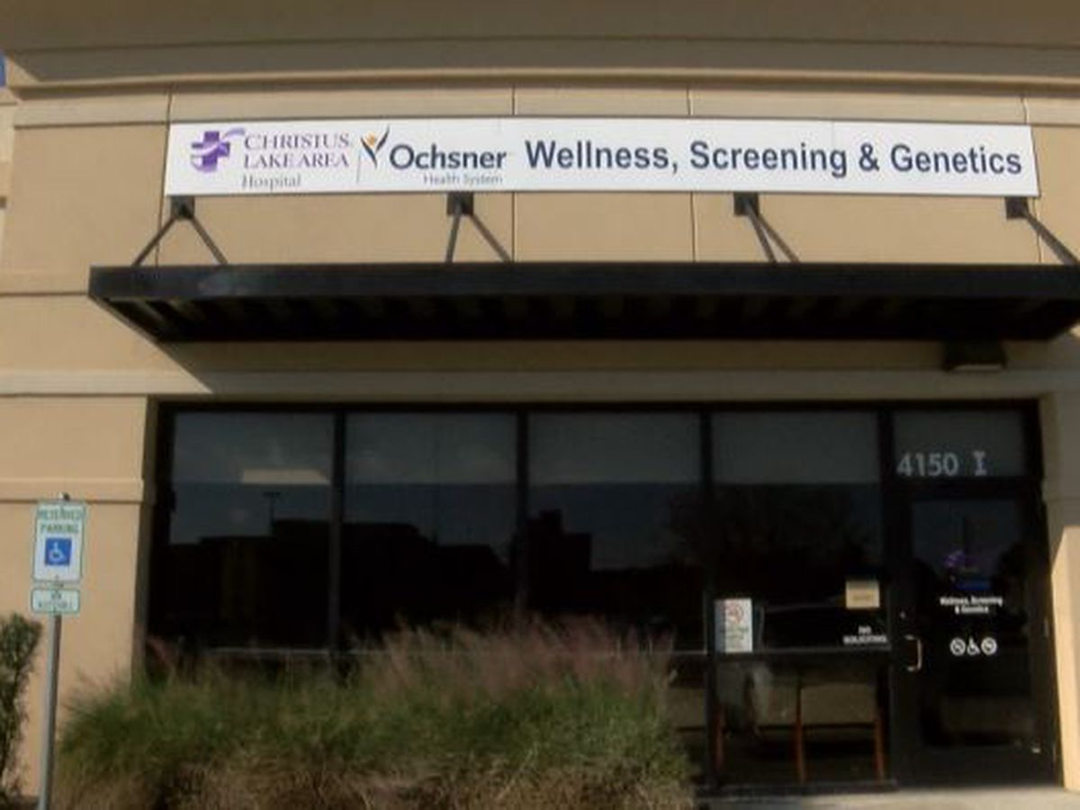 Christus Ochsner Wellness Screening and Genetics Center opens in Lake Charles