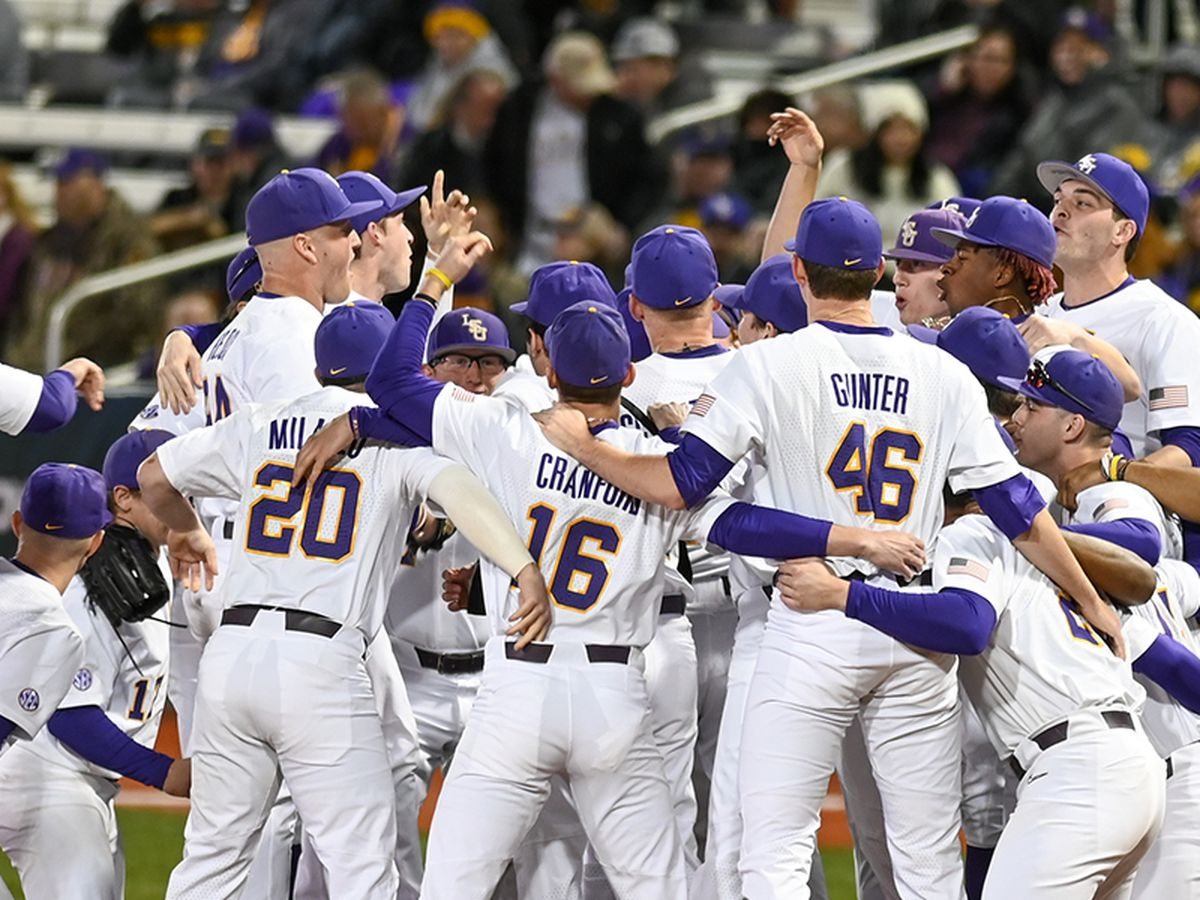 LSU baseball to take part in 2022 Shriners Hospital College Classic