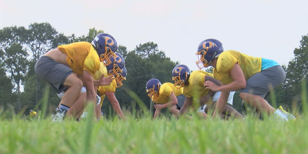 TDL: Two-A-Days - Oakdale Warriors