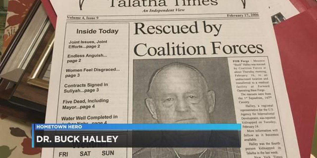 Hometown Hero: Dr. Buck Halley