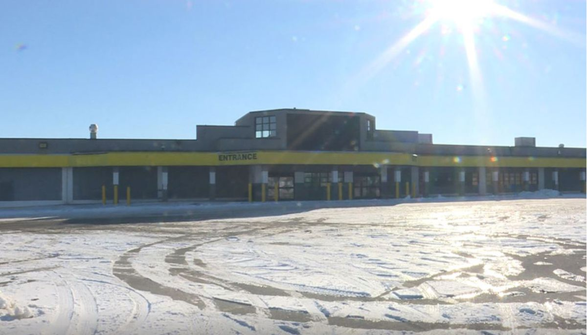 Mummified Body Discovered In Old Supermarket Location