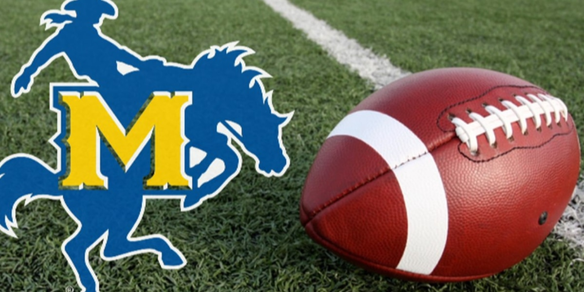 McNeese football announces seven signees on early National Signing Day