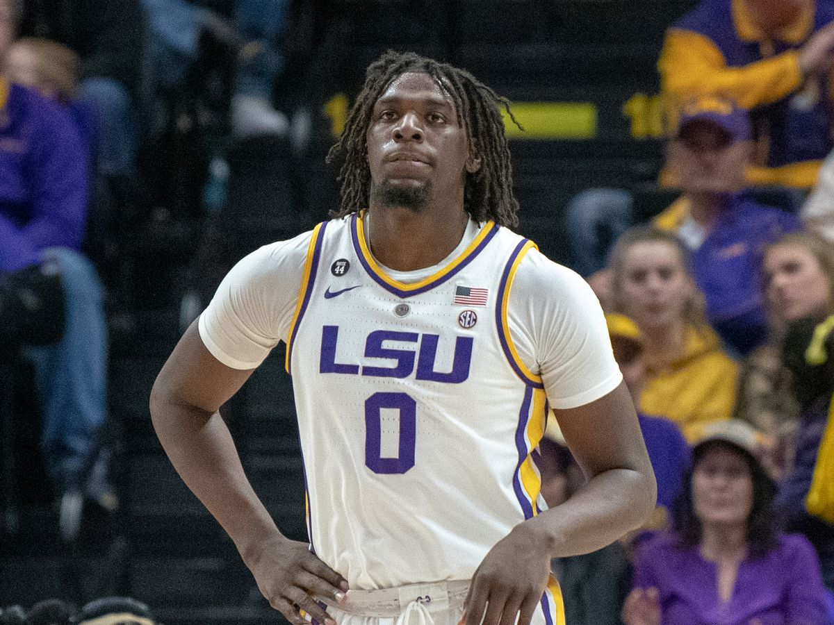 Reid, Waters lead No. 21 LSU to comeback OT win over Miss. State