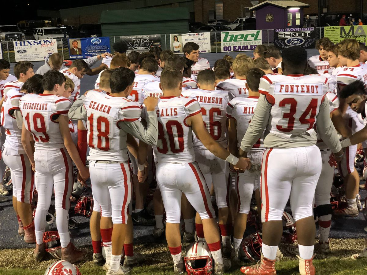 DeQuincy ready for East Beauregard rematch