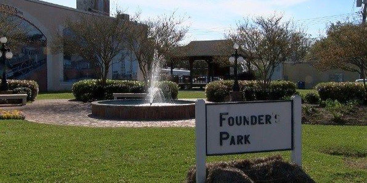 Jennings mayor tired of vandals destroying city park