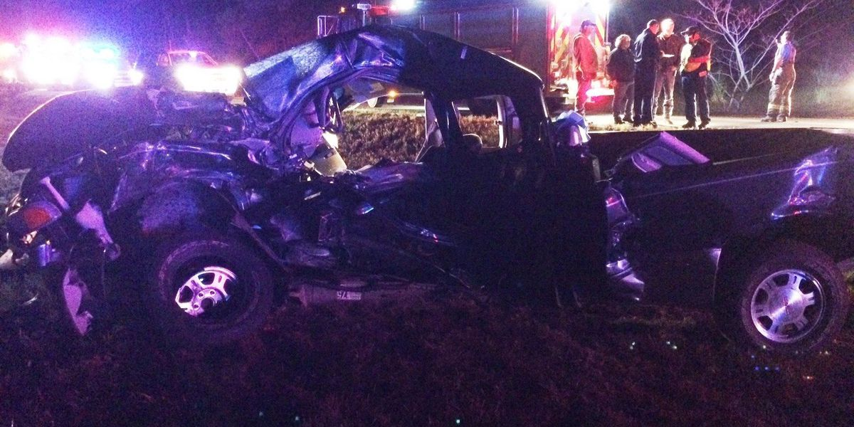 Trucking accident kills two Dry Creek residents